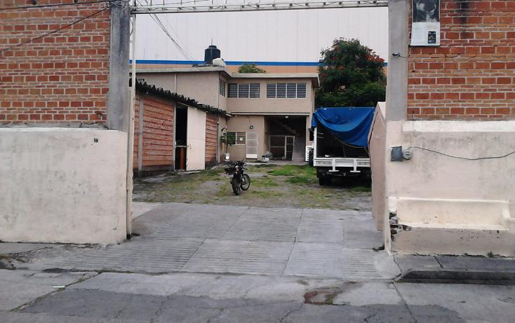 Foto de nave industrial en renta en  , lomas de la selva, cuernavaca, morelos, 1908743 No. 02