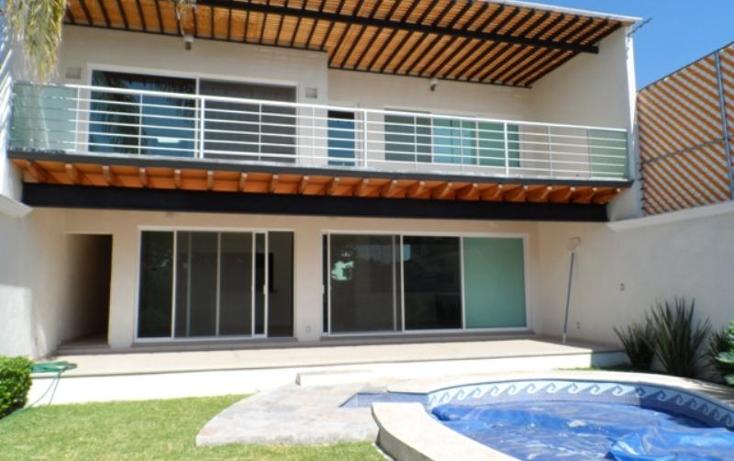 Foto de casa en venta en  , lomas de la selva, cuernavaca, morelos, 390079 No. 01