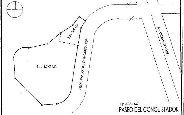 Foto de terreno comercial en venta en  , lomas de la selva, cuernavaca, morelos, 416475 No. 02