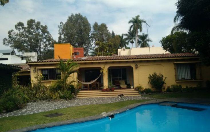 Foto de casa en renta en lomas de la selva, vista hermosa, cuernavaca, morelos, 1578766 no 01