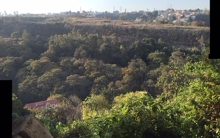 Foto de terreno habitacional en venta en  , lomas de las águilas, álvaro obregón, distrito federal, 1646397 No. 02