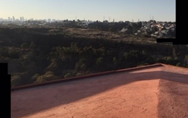 Foto de terreno habitacional en venta en  , lomas de las águilas, álvaro obregón, distrito federal, 1646397 No. 04