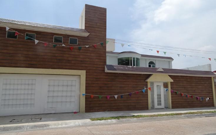 Foto de casa en venta en  , lomas de lindavista el copal, tlalnepantla de baz, méxico, 1269367 No. 01