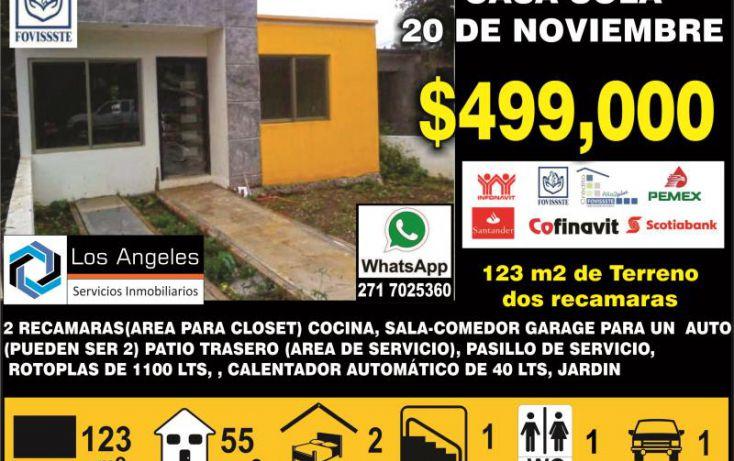 Foto de casa en venta en, lomas de los angeles, córdoba, veracruz, 1848994 no 01
