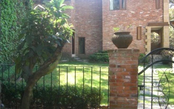 Foto de casa en venta en  , lomas de los cedros, álvaro obregón, distrito federal, 2033808 No. 01