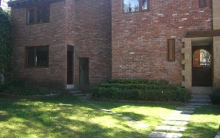 Foto de casa en venta en  , lomas de los cedros, álvaro obregón, distrito federal, 2033808 No. 03