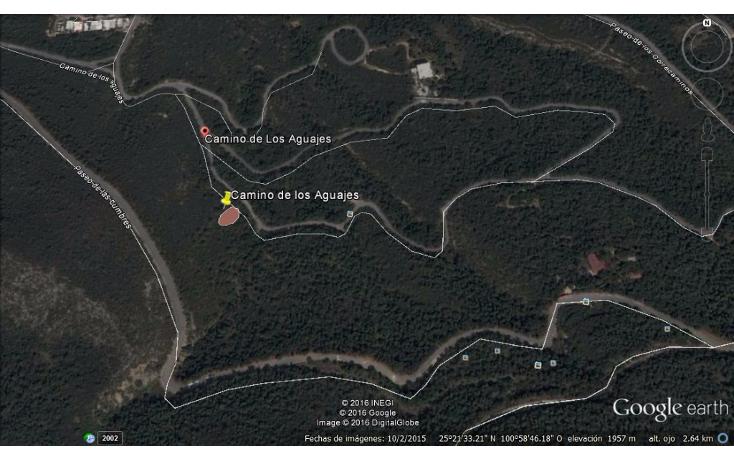Foto de terreno habitacional en venta en  , lomas de lourdes, saltillo, coahuila de zaragoza, 1645166 No. 01