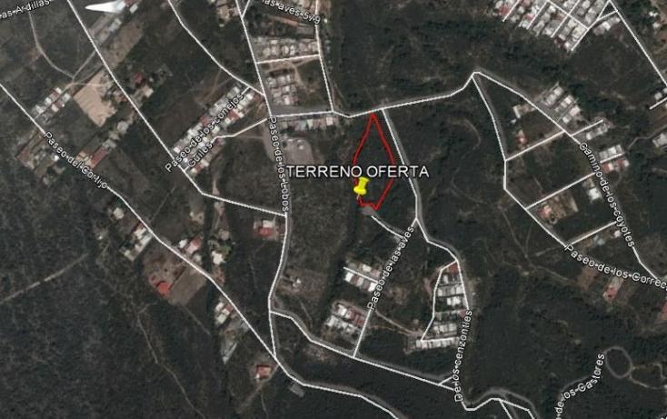 Foto de terreno habitacional en venta en  , lomas de lourdes, saltillo, coahuila de zaragoza, 1669902 No. 04