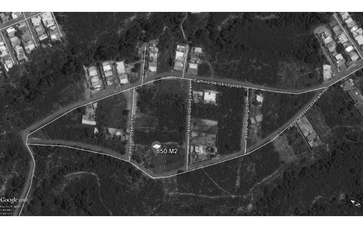 Foto de terreno habitacional en venta en  , lomas de lourdes, saltillo, coahuila de zaragoza, 1681342 No. 01