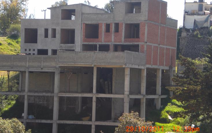 Foto de terreno habitacional en venta en  , lomas de memetla, cuajimalpa de morelos, distrito federal, 1556816 No. 02