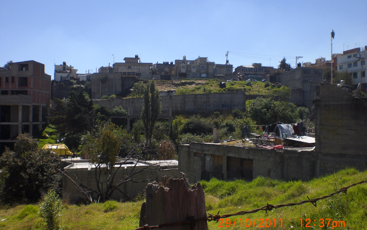 Foto de terreno habitacional en venta en  , lomas de memetla, cuajimalpa de morelos, distrito federal, 1556816 No. 05