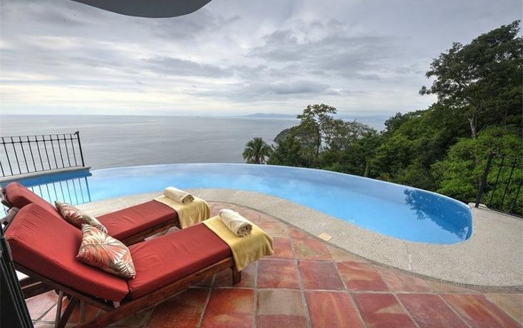 Foto de casa en condominio en venta en  , lomas de mismaloya, puerto vallarta, jalisco, 1410639 No. 01