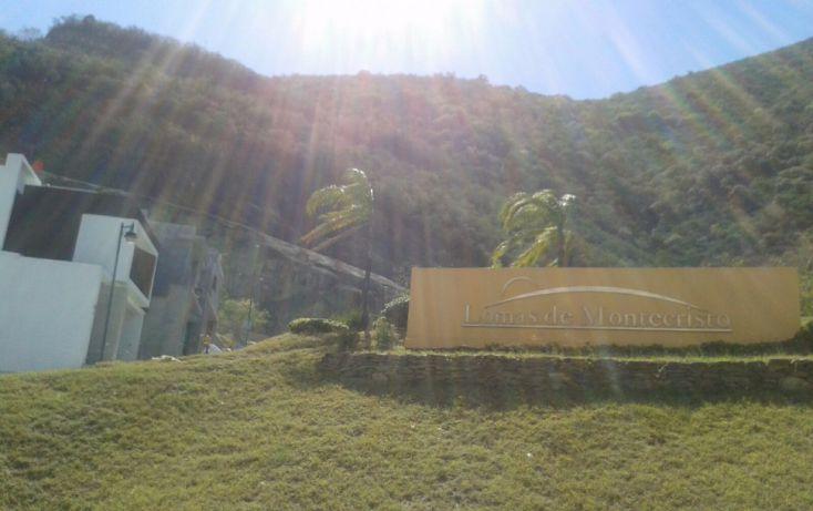 Foto de terreno habitacional en venta en, lomas de montecristo, monterrey, nuevo león, 1722848 no 01