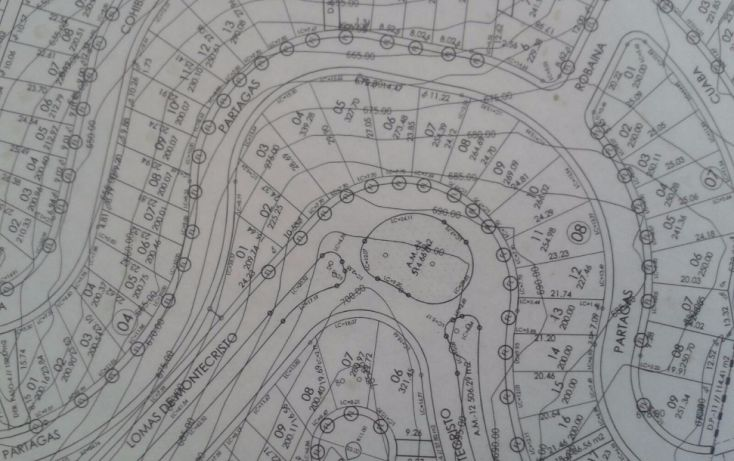Foto de terreno habitacional en venta en, lomas de montecristo, monterrey, nuevo león, 1722848 no 04
