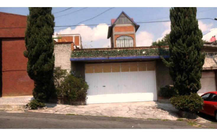 Foto de casa en venta en  , lomas de padierna sur, tlalpan, distrito federal, 2004642 No. 01