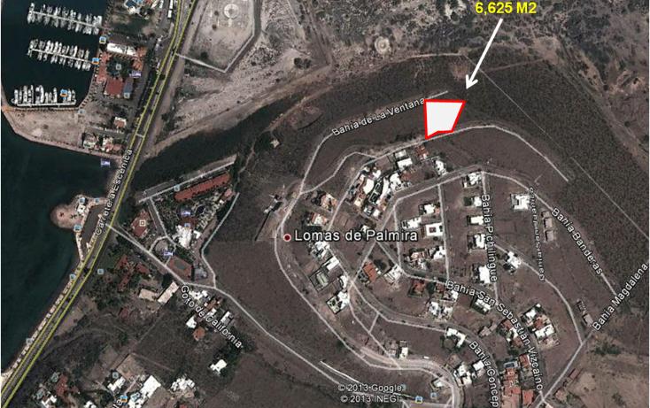Foto de terreno habitacional en venta en  , lomas de palmira, la paz, baja california sur, 1043647 No. 04