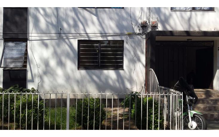 Foto de departamento en renta en  , lomas de plateros, álvaro obregón, distrito federal, 1320883 No. 01