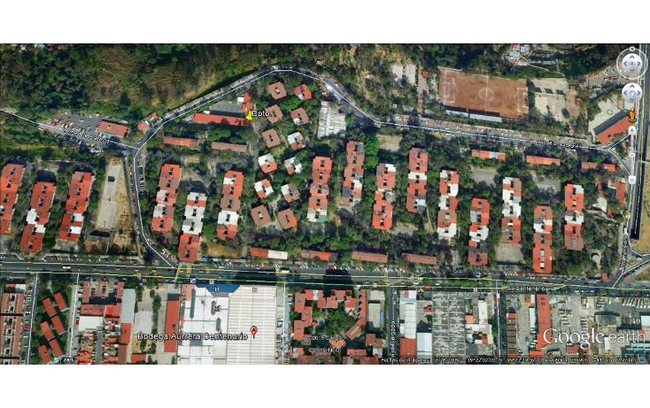 Foto de departamento en venta en  , lomas de plateros, álvaro obregón, distrito federal, 1448699 No. 03