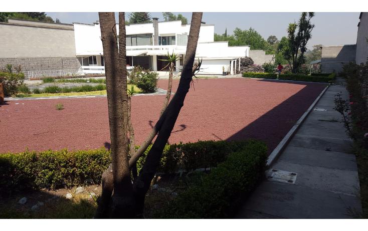 Foto de casa en venta en  , lomas de reforma, miguel hidalgo, distrito federal, 1076637 No. 21