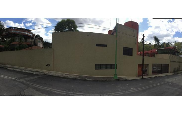 Foto de casa en venta en  , lomas de reforma, miguel hidalgo, distrito federal, 1301819 No. 01