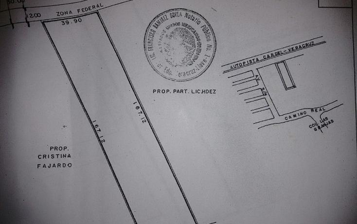 Foto de terreno comercial en venta en  , lomas de rio medio ii, veracruz, veracruz de ignacio de la llave, 1764994 No. 02