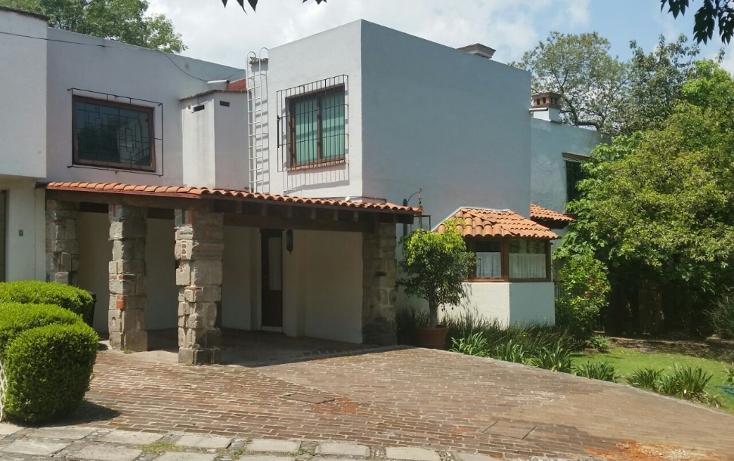 Foto de casa en venta en  , lomas de san ángel inn, álvaro obregón, distrito federal, 1865934 No. 01