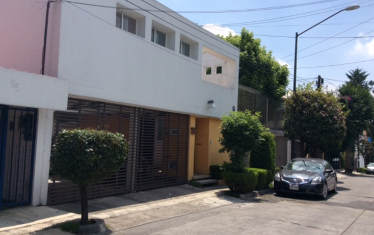 Foto de casa en venta en  , lomas de san ángel inn, álvaro obregón, distrito federal, 1974632 No. 01