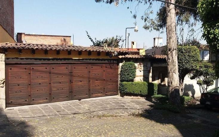 Foto de casa en venta en  , lomas de san ángel inn, álvaro obregón, distrito federal, 3424652 No. 01