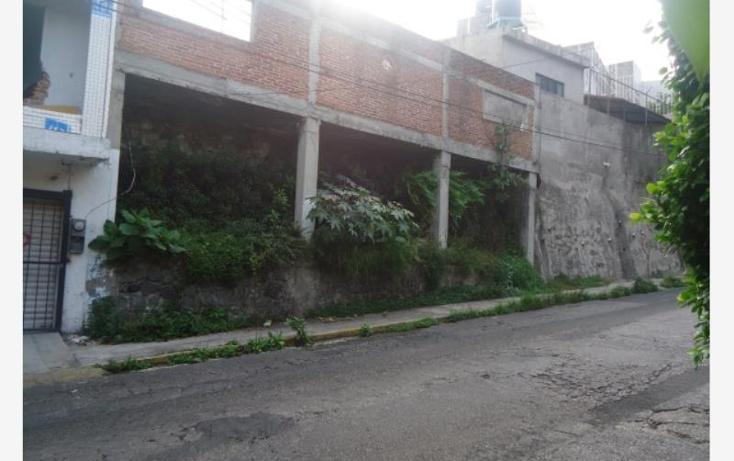 Foto de terreno habitacional en venta en  , lomas de san antón, cuernavaca, morelos, 1670266 No. 01