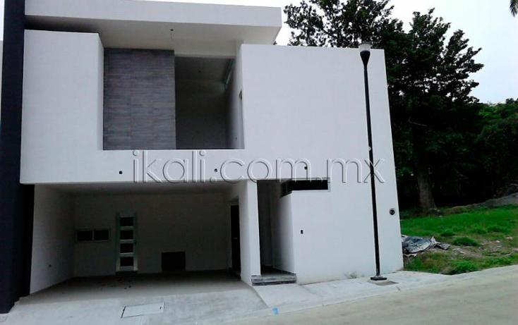 Foto de casa en venta en lomas de san francisco 2, poza rica, lerdo de tejada, veracruz de ignacio de la llave, 1988048 No. 01