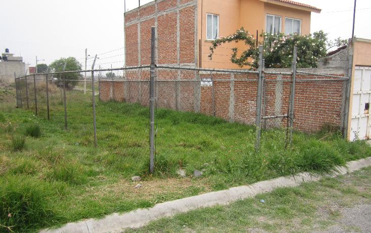 Foto de terreno habitacional en venta en  , lomas de san francisco tepojaco, cuautitlán izcalli, méxico, 1191671 No. 01