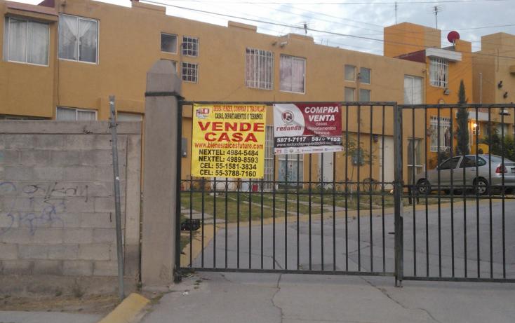 Foto de casa en venta en  , lomas de san francisco tepojaco, cuautitlán izcalli, méxico, 1261739 No. 01