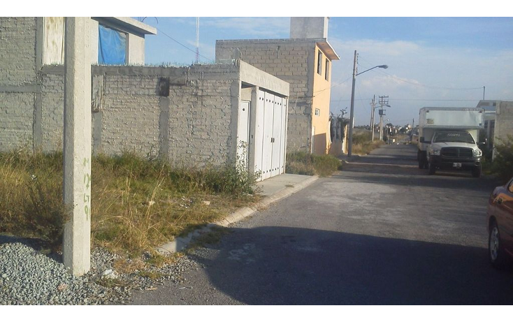 Foto de terreno habitacional en venta en  , lomas de san francisco tepojaco, cuautitlán izcalli, méxico, 1747026 No. 04