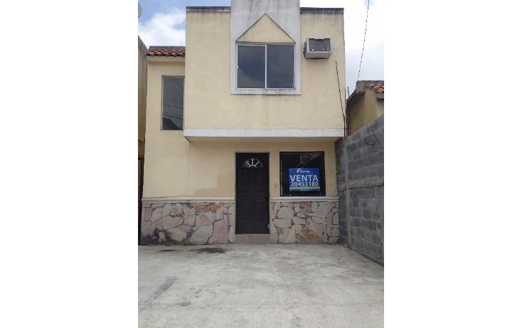 Foto de casa en venta en  , lomas de san genaro, general escobedo, nuevo león, 1264393 No. 01
