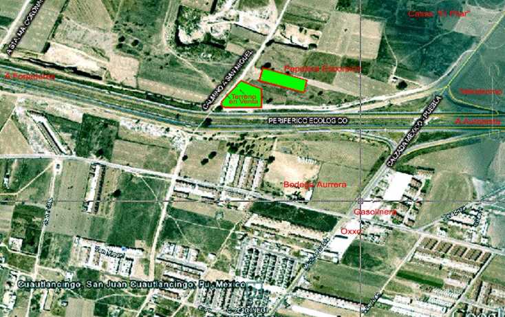 Foto de terreno comercial en venta en  , lomas de san juan, cuautlancingo, puebla, 1558396 No. 19
