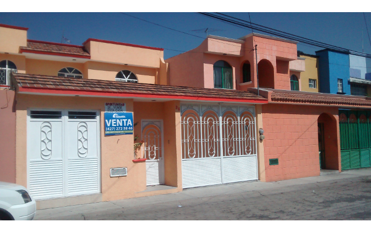 Foto de casa en venta en  , lomas de san juan, san juan del río, querétaro, 944355 No. 01