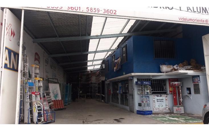 Foto de nave industrial en venta en  , lomas de san lorenzo, iztapalapa, distrito federal, 2033932 No. 01