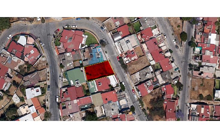 Foto de terreno habitacional en venta en  , lomas de san mateo, naucalpan de juárez, méxico, 1779960 No. 01
