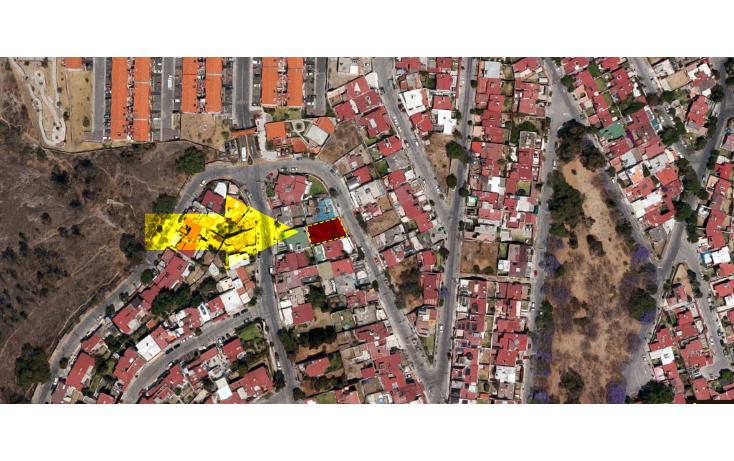 Foto de terreno habitacional en venta en  , lomas de san mateo, naucalpan de juárez, méxico, 1779960 No. 02