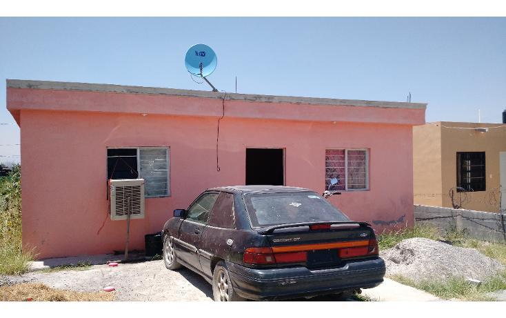 Foto de casa en venta en  , lomas de san miguel, monclova, coahuila de zaragoza, 1232973 No. 01
