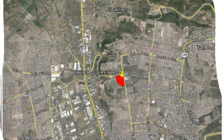 Foto de terreno comercial en venta en  , lomas de san pedrito, querétaro, querétaro, 1835602 No. 05
