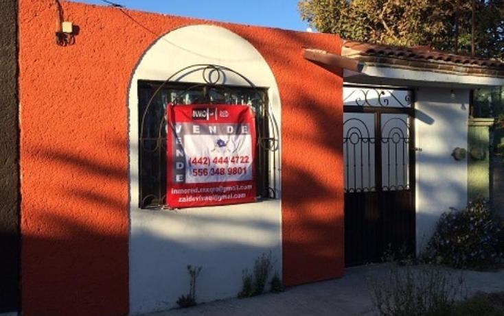 Foto de casa en venta en  , lomas de san pedrito, querétaro, querétaro, 1941646 No. 01