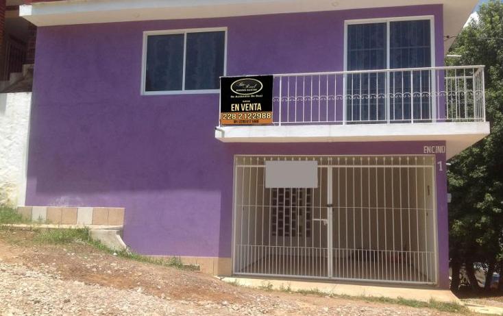 Foto de casa en venta en  , lomas de san roque, xalapa, veracruz de ignacio de la llave, 1530304 No. 01