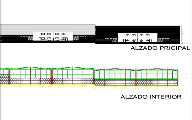 Foto de nave industrial en renta en  , lomas de santa anita, tlajomulco de z??iga, jalisco, 1465541 No. 03