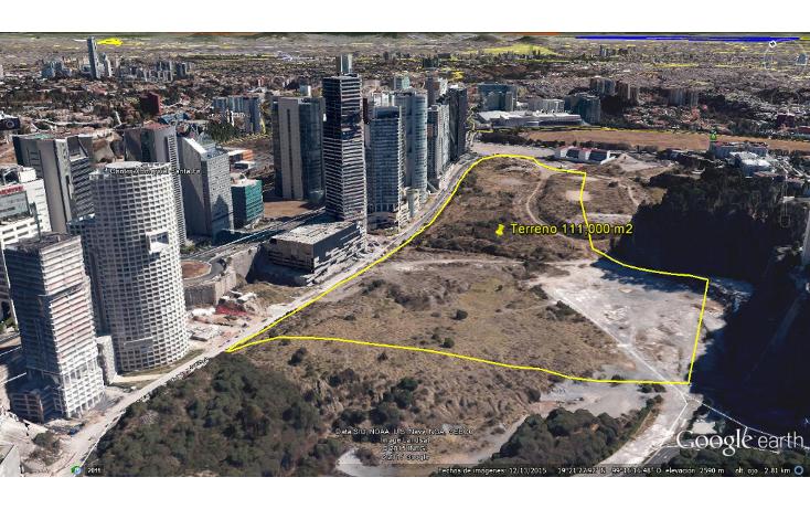 Foto de terreno comercial en venta en  , lomas de santa fe, álvaro obregón, distrito federal, 1601050 No. 04