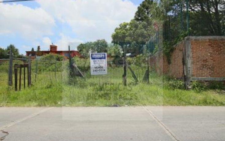Foto de terreno habitacional en venta en lomas de santa mara 1, lomas de santa maria, morelia, michoacán de ocampo, 1215683 no 05