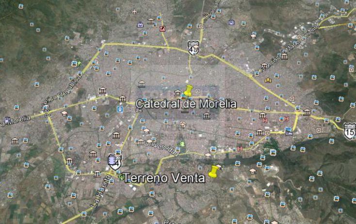 Foto de terreno habitacional en venta en lomas de santa mara 1, lomas de santa maria, morelia, michoacán de ocampo, 1215683 no 07