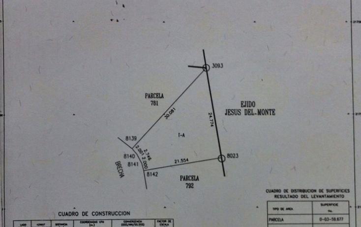 Foto de terreno habitacional en venta en  , lomas de santa maria, morelia, michoac?n de ocampo, 1142723 No. 08