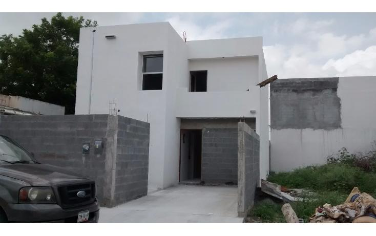 Foto de casa en venta en  , lomas de sinai, reynosa, tamaulipas, 1175931 No. 01