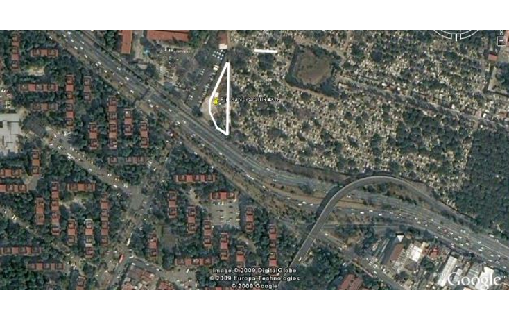 Foto de terreno habitacional en venta en  , lomas de sotelo, miguel hidalgo, distrito federal, 1446479 No. 02